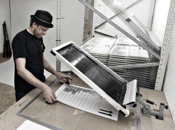 sablon printing