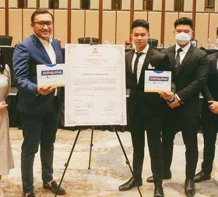peluncuran sopalpha di Indonesia